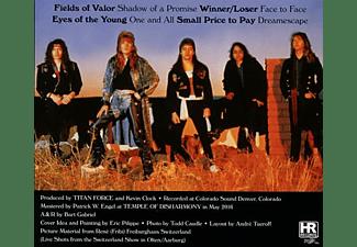 Titan Force - Winner/Loser  - (CD)