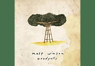 Matt Winson - WOODFALLS  - (CD)