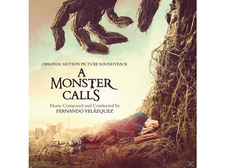 OST/VARIOUS - A Monster Calls [Vinyl]