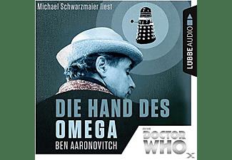 Ben Aaronovitch - Doctor Who - Die Hand des Omega  - (CD)