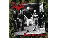 Cock Sparrer - Here We Stand [CD]