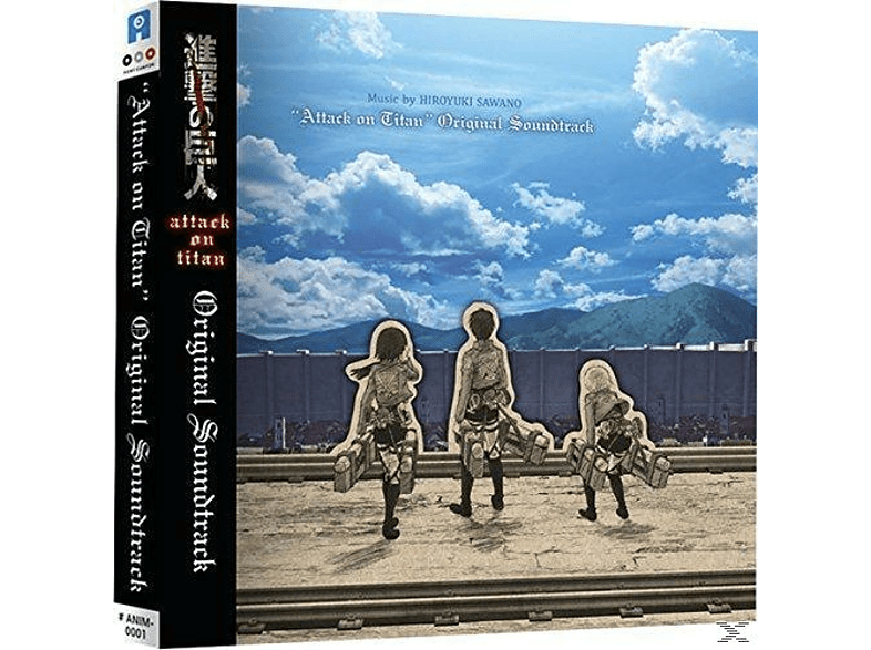 Hiroyuki Sawano - Attack on Titan - Original Soundtrack [CD]