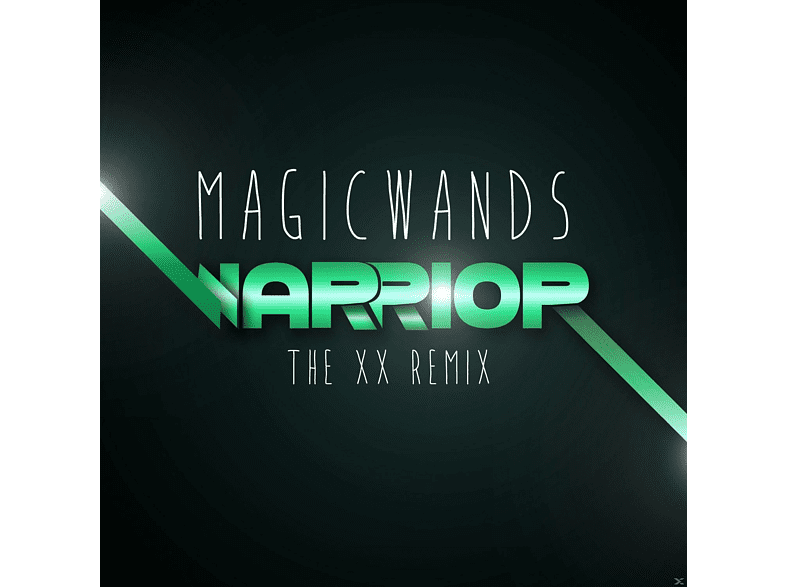 Magic Wands - Warrior (The XX Remix) [Vinyl]