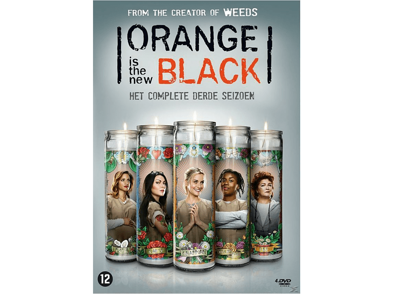 Orange Is the New Black - Seizoen 3 - DVD