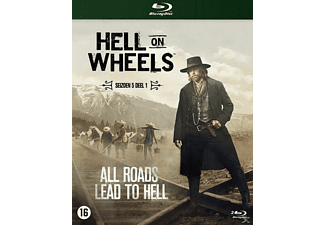 Hell On Wheels: Saison 5 Partie 1 - Blu-ray