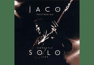 Jaco Pastorius - Honestly Solo Live  - (CD)
