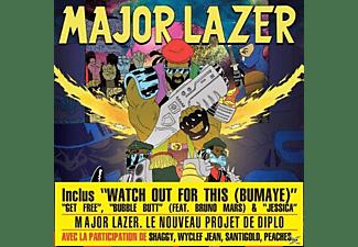 Major Lazer - Free The Universe  - (CD)