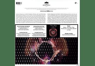 Günther Berliner Sinfonie-orchester / Herbig - Established 1947,Ravel Sinfonische Werke  - (Vinyl)