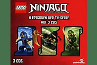 VARIOUS - LEGO Ninjago Hörspielbox 2 - (CD)