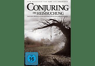 Conjuring - Die Heimsuchung [DVD]