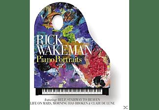 Rick Wakeman - Piano Portraits (2LP)  - (Vinyl)