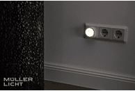 MÜLLER-LICHT 27700001 Apollo LED Nachtlicht Warmweiß