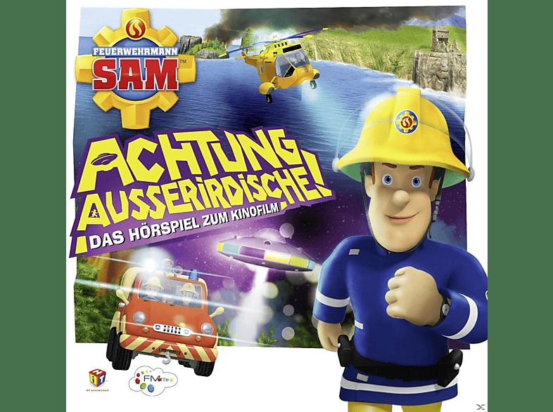 Feuerwehrmann Sam - Achtung Ausserirdische-Das Hörspiel Zum Kinofilm - (CD)