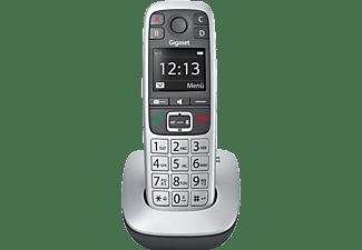 GIGASET Schnurlostelefon E560, silber (S30852-H2708-C101)