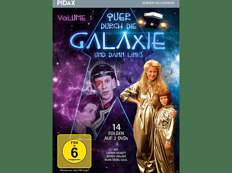 Quer durch die Galaxie und dann links, Vol. 1 [DVD]
