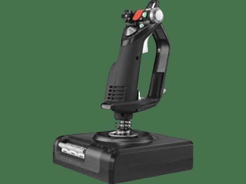 LOGITECH Saitek X52 Pro Flight Control System Joystick