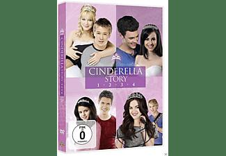 Cinderella Story Boxset 1-4 DVD