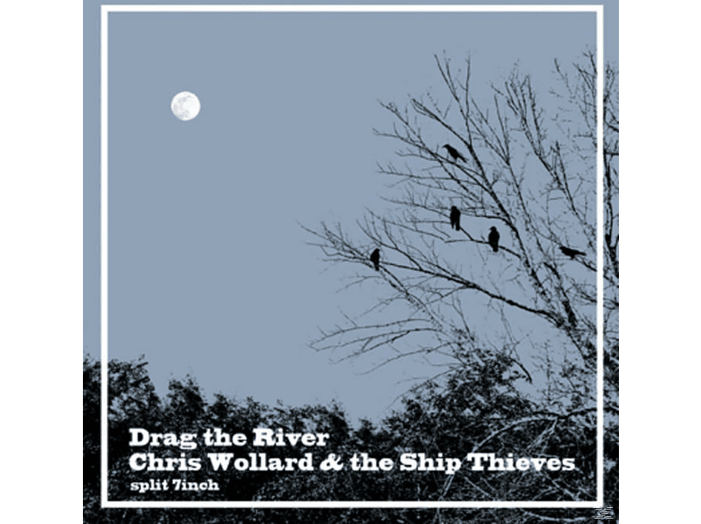 Drag The River, Chris -& The Ship Thieves- Wollard - SPLIT [Vinyl]