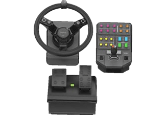 LOGITECH Controller 945-000062 G SAITEK FARM SIM Schwarz