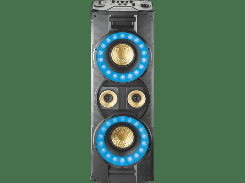 MAC AUDIO MMC 900 Kompaktanlage (Schwarz)