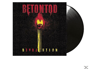 Betontod - Revolution (Schwarz 140gr)  - (Vinyl)