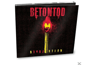 Betontod - Revolution (Ltd. Edition DigiPak) - (CD)