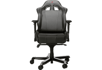 DXRACER Gaming Sessel KING K06 Schwarz