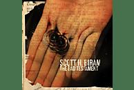 Scott H. Biram - The Bad Testament (Heavyweight LP+MP3) [LP + Download]