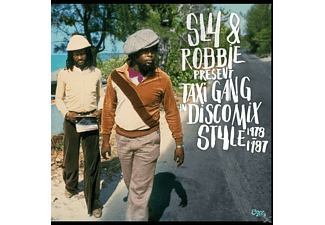 VARIOUS - Sly & Robbie Present Taxi Gang In Discomix Style  - (Vinyl)