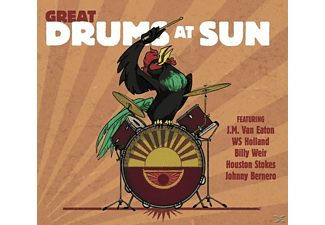 VARIOUS - Great Drums At Sun (CD)  - (CD)