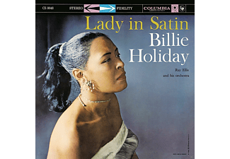Billie Holiday, Ray Ellis - Lady In Satin  - (CD)