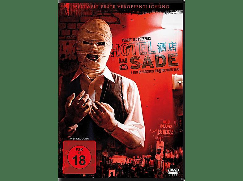 Hotel De Sade (Uncut) [DVD]