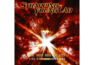 Strapping Young Lad - For Those About To Rock-Live At T  - (Vinyl)