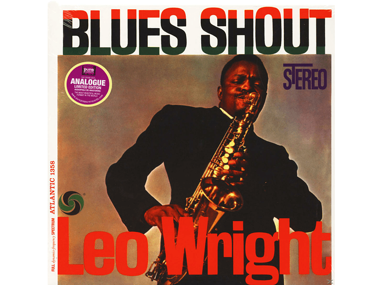 Leo Wright - Blues Shout [Vinyl]