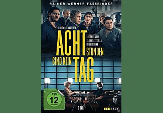 Fassbinders Acht Stunden sind kein Tag (Digital Remastered) DVD