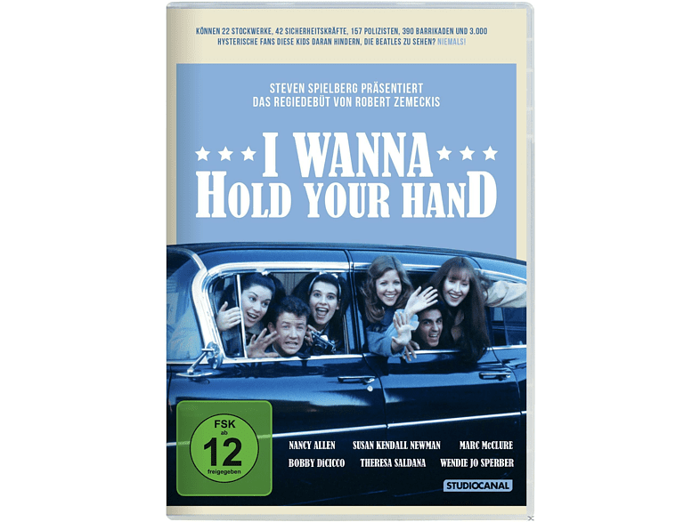 I Wanna Hold Your Hand [DVD]