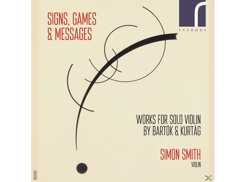 Simon Smith - Signs,Games & Messages [CD]