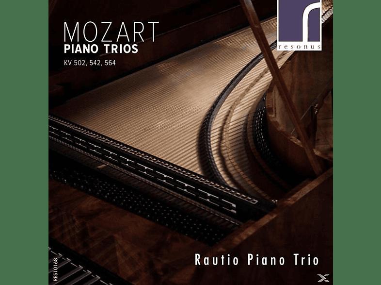 Rautio Piano Trio - Klaviertrios [CD]
