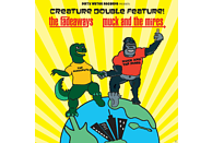 The Fadeaways Vs Muck And The Mires - Creature double feature! [Vinyl]