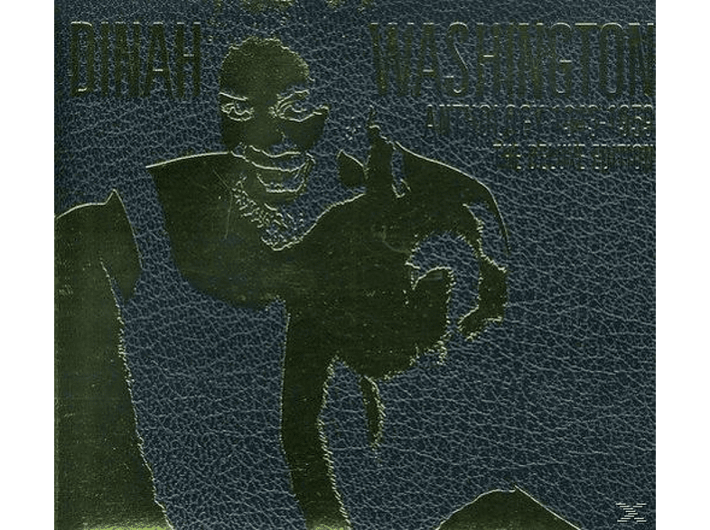 Dinah Washington - Anthology 1943-1959-Deluxe Edition [CD]
