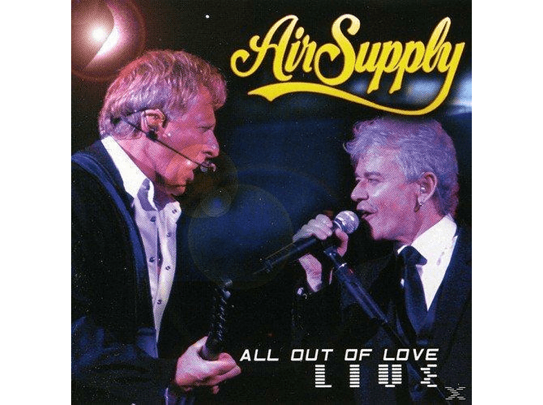 Air Supply - All Out Of Love Live [CD]