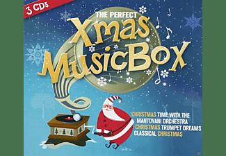 VARIOUS - The Perfect Xmas Music Box  - (CD)