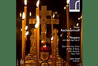 Saint Thomas Choir of Men & Boys, Fifth Avenue, Ne - Vespern [CD]