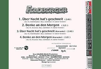 Feldberger - Über Nacht Hat's Gschneit/Denk  - (5 Zoll Single CD (2-Track))
