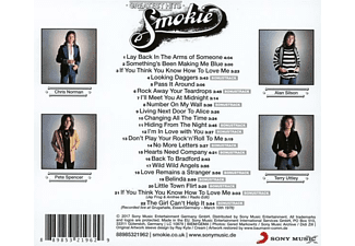 """Smokie - Greatest Hits Vol.1 """"White"""" (New Extended Version  - (CD)"""