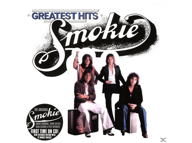 """Smokie - Greatest Hits Vol.1 """"White"""" (New Extended Version [CD]"""