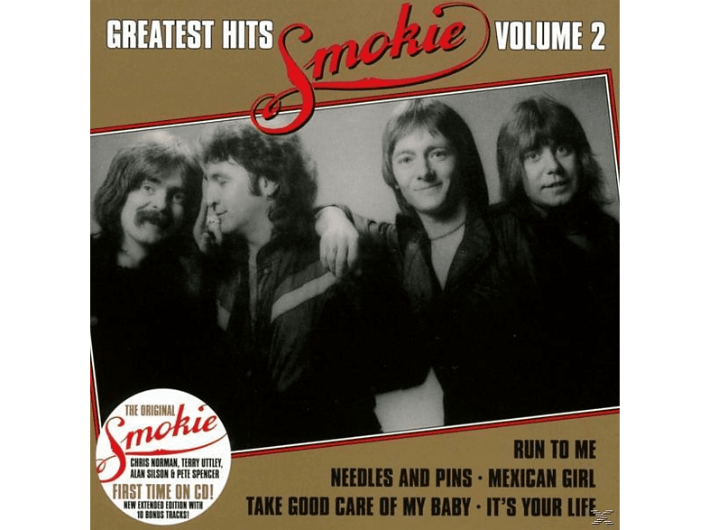 "Smokie - Greatest Hits Vol.2 ""Gold"" (New Extended Version) [CD]"
