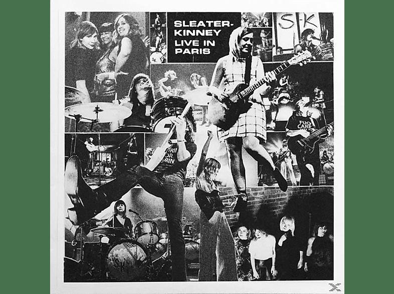 Sleater-Kinney - Live In Paris (MC) [MC (analog)]