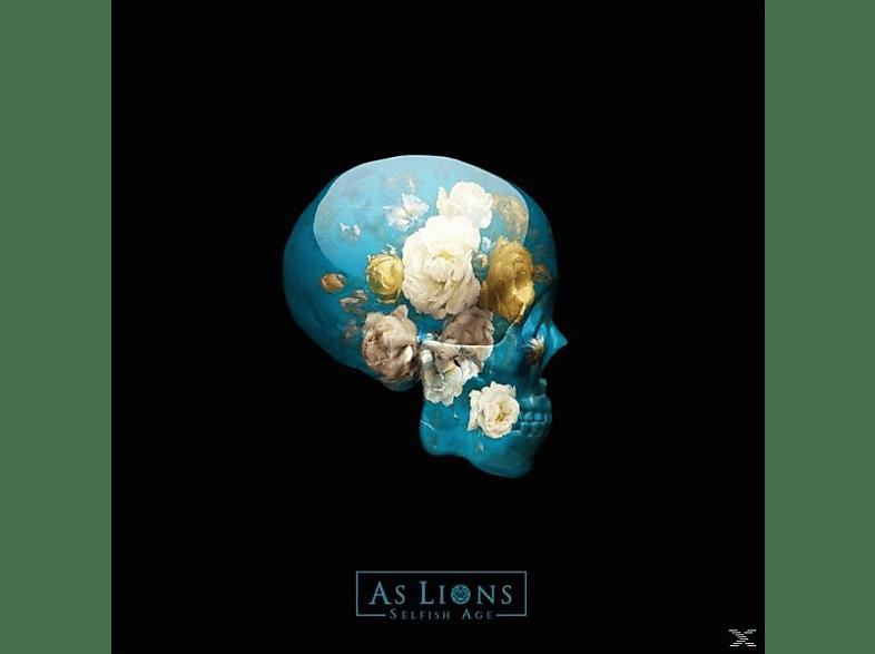As Lions - Selfish Age [Vinyl]