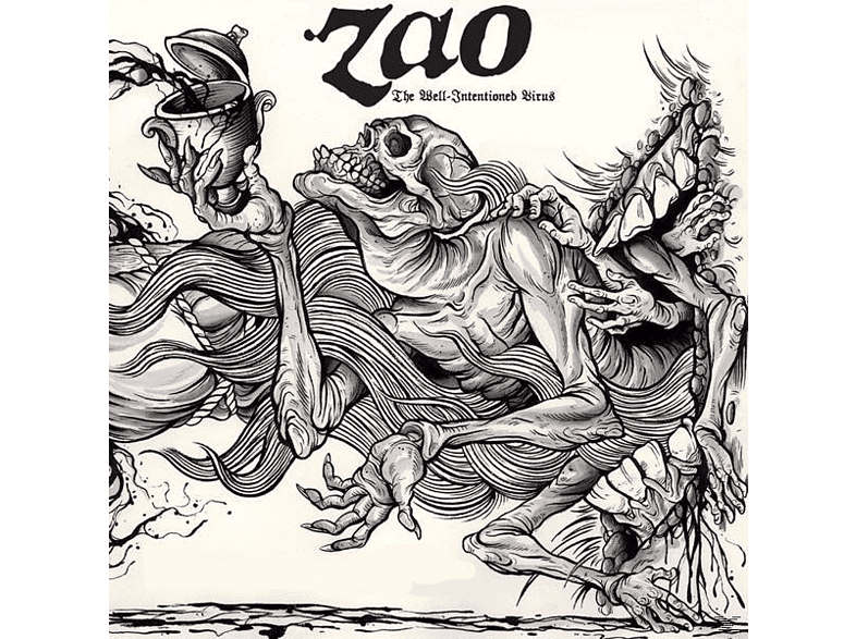 Zao - The Well-Intentioned Virus [LP + Download]